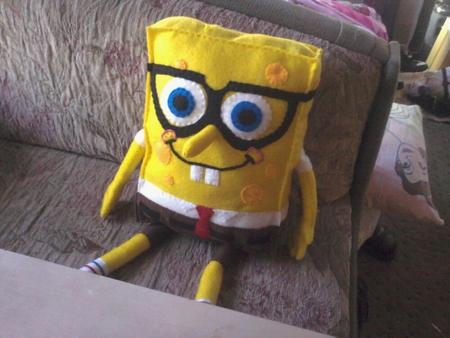 Spongebob Squarepants Softie Toy