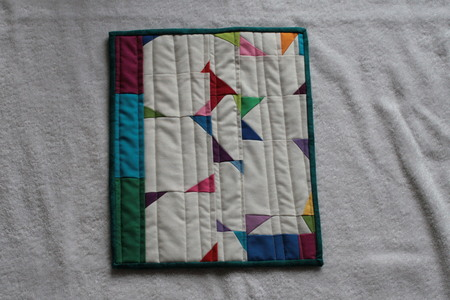 My First Improv Art Quilt