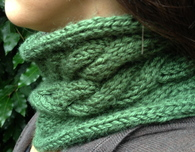 The Forbidden Forest Cowl
