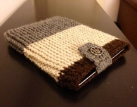 iPad sleeve (Crochet Project)