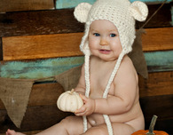 How-to Crochet a Bear Hat (Free Crochet Pattern)