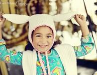 Crochet Bunny Hat (Free Crochet Pattern)