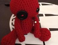 Crochet Voodoo Doll (Free Crochet Pattern)