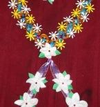 Pretzels Heart Wreath — Pretzels Crafts