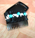 Pearly Hair Comb