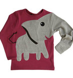 Crazy Cute  Elephant Sweater