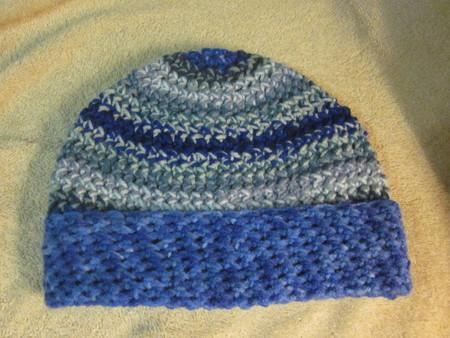 Crochet Beanie - unisex