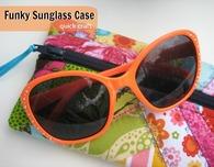 Funky Sunglass Case