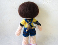 The Naughty Boy Amigurumi