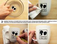 Father's Day Silhouette Coffee Mug