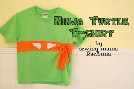 Ninja Turtle T-shirt