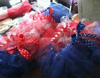 Fourth of July Tutus