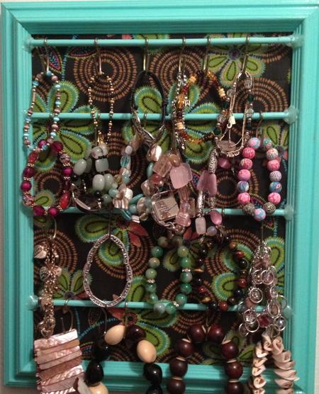 Jewelry Frames