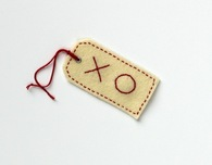 Felt Gift Tags - Free Embroidery Pattern