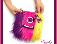 Super Soft Monster Pouch