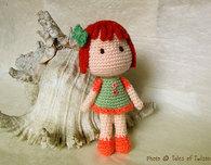 Mimi (Amigurumi Girl) - Free Crochet Pattern