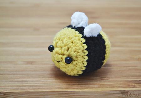 Amigurumi Bumblebee