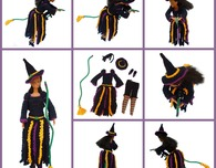 Crochet Barbie Witch