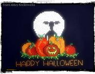 Happy Halloween: Free Cross-Stitch Pattern