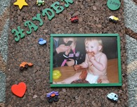 Birthday Cork Boards