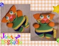 Funmigurumi Cuddlers: MeeShoo