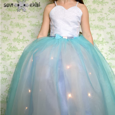 Light Up Princess Dress