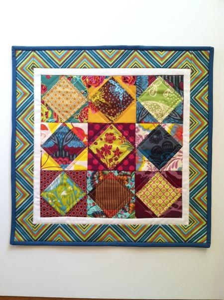 Anna Maria Horner Mini Quilt