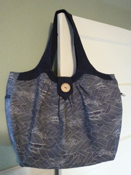 Custom Handmade Tote Bag