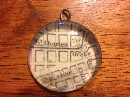 Vintage New Orleans Pendants
