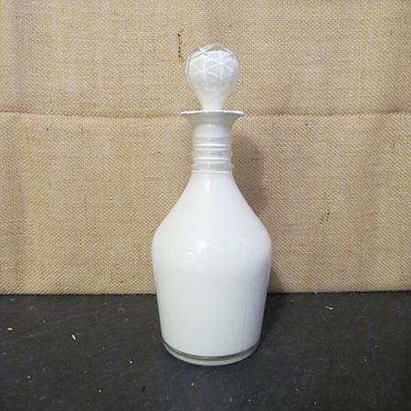 DIY Milk Glass