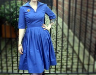 "Late 50's / Early 60's Dress Pattern - ""Simplicity 4980"""