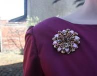 "1960's Dress Pattern - ""Simplicity 4675"""