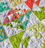 Kissing Fish Baby Quilt Pattern