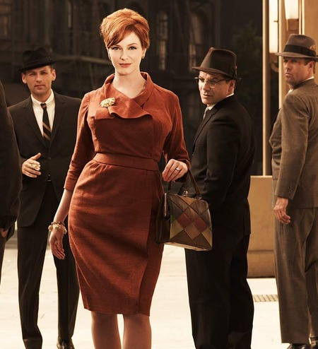 Mad Men Clothing Inspiration
