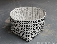DIY Reversible Fabric Storage Bin Tutorial