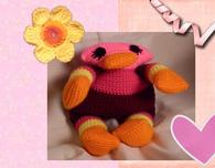 Funmigurumi Cuddlers - Plattie the Platypus