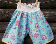 Easy Summer Shorts for Girls