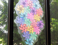 Stained Glass Window Tessellations
