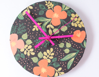 DIY Upcycled Clock