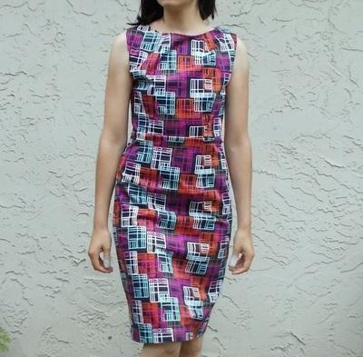 Pam Vintage Inspired Dress