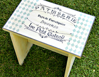 Stunning Stepping Stool