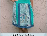 Alice Skirt Tutorial