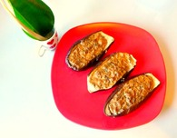Quick Stuffed Eggplant recipe