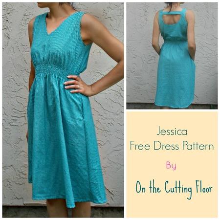 Jessica Dress Pattern