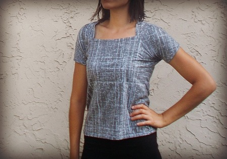 Easy Raglan top