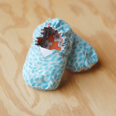 Sewing Baby Toms