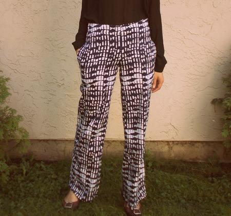 Casual Pants Pattern