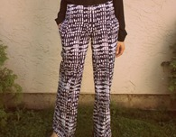 Casual Pants Pattern