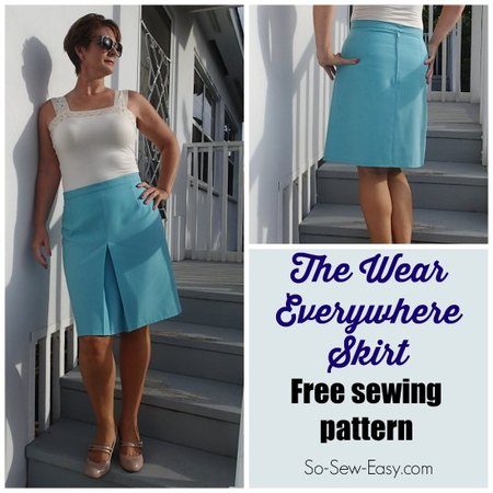 The wear everywhere skirt pattern