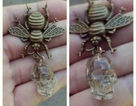 Bumblebee & Skull
